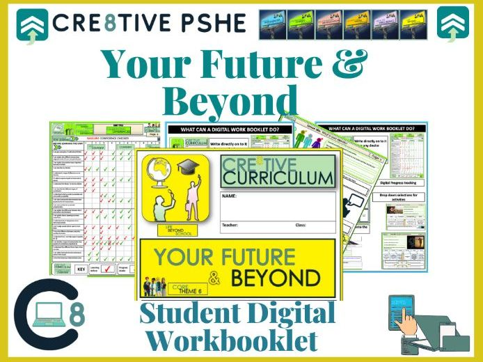 Your Future PSHE Digital booklet