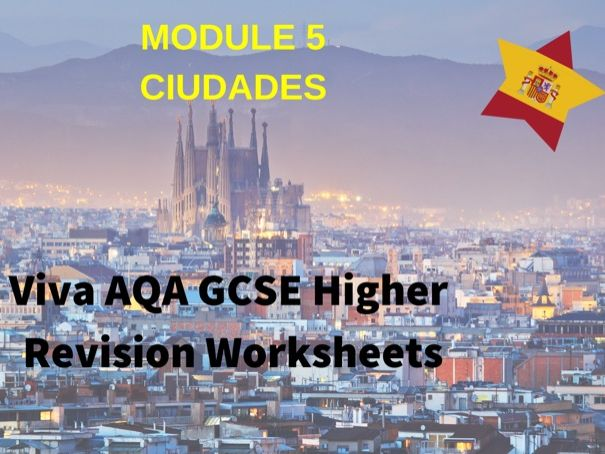 Spanish Viva GCSE (H) Module 5 Revision