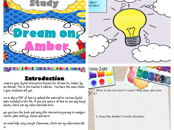Dream On, Amber Digital Discussion Questions and Answers