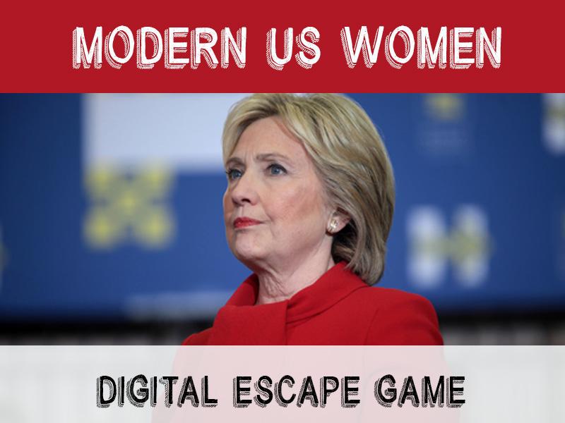 Digital Escape - Modern American Women