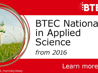 New BTEC National Applied Science_Biology Section B
