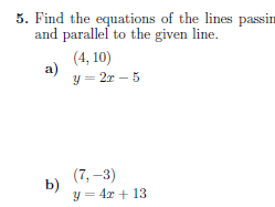 Algebra Bundle  (7 worksheets with solutions)