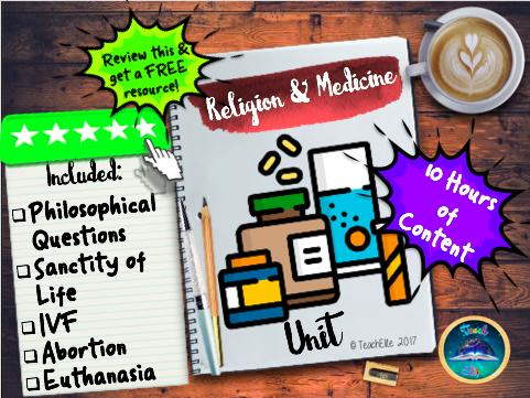 Ethics: Medical Ethics / Sanctity of Life