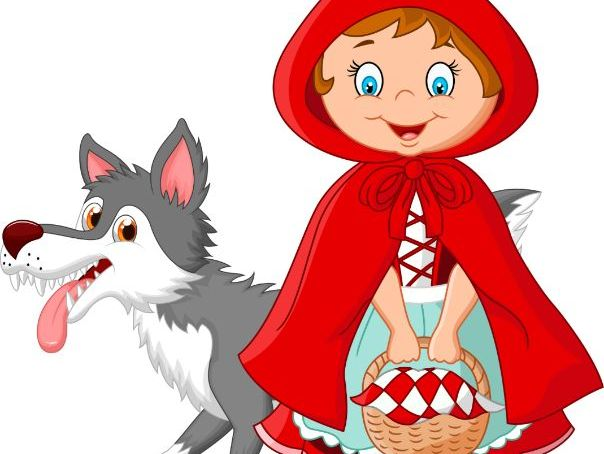 Little Red Riding Hood Narrative Poem