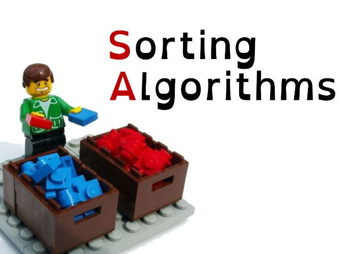 Sorting Algorithms - OCR -J276/J277