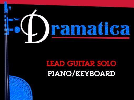 Dramatica (Electric Guitar Solo & Piano)