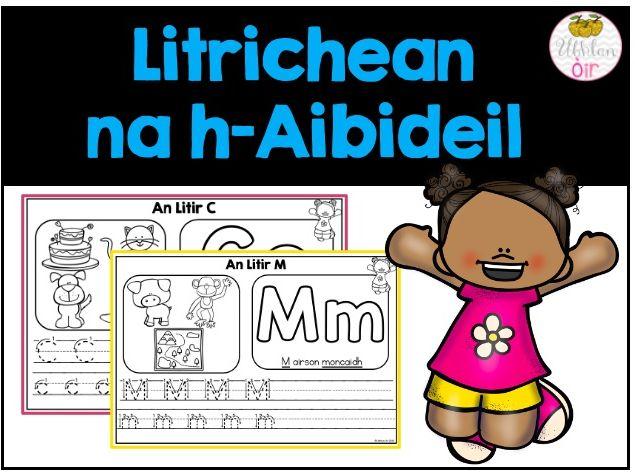 Litrichean Na h-Aibideil