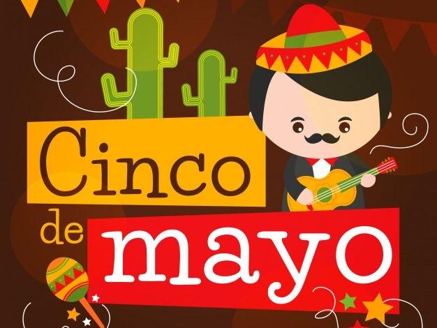 Cinco de Mayo - Hispanic Cultural Reading in English