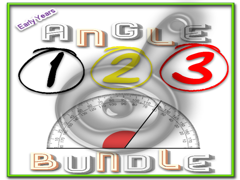 Basic Angles for Early Years Maths