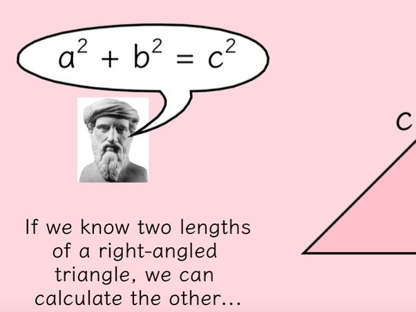 Pythagoras and Length of a Line Segment 3 lessons!