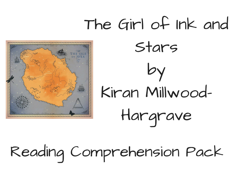 The Girl Of Ink And Stars Reading Comprehension By