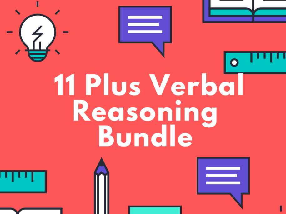 11 Plus Verbal Reasoning Tests