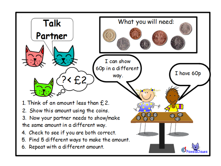 Money and Change KS2 - To use £ and p in practical contexts. Solve problems involving money.