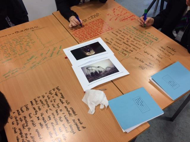 Creating Writing - Story openings