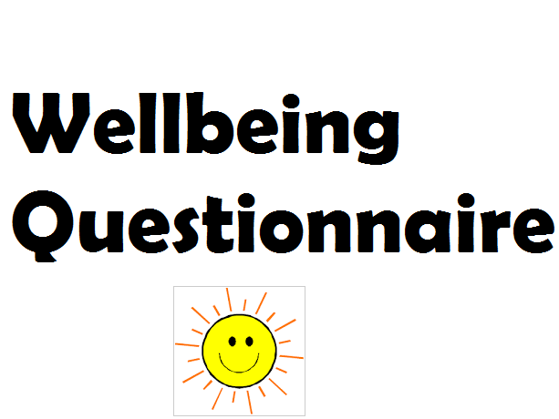 Staff Wellbeing Questionnaire