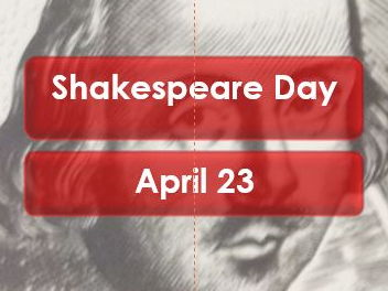 Shakespeare Day 2017