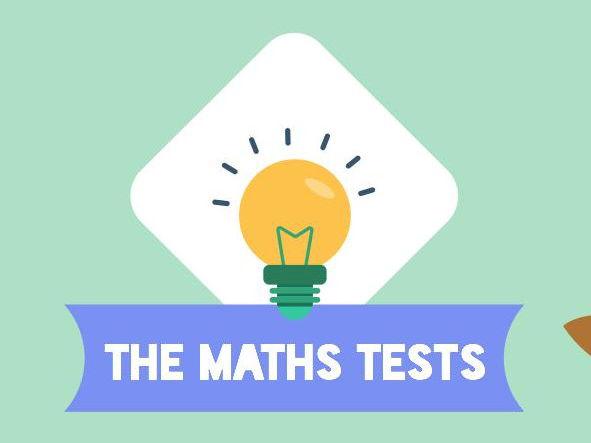 Y8 Baseline Assessment Tests (Maths)