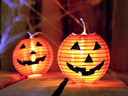 Halloween: Video lesson Jack o'lantern Advanced