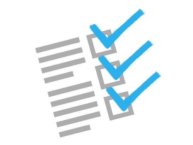 Sociology Notes organiser/checklist (AS Paper 2)