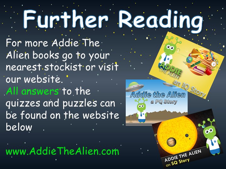 Addie the Alien - Story Collection