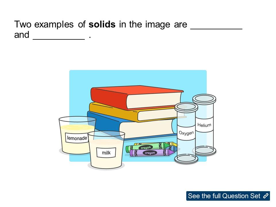 KS3 Physics Particle Model: Solids Liquids Gases