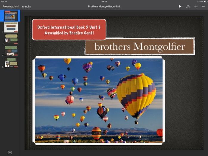 Oxford International English 5 : Theme Hot Air Balloon