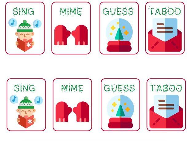 Christmas bundle (board game version)
