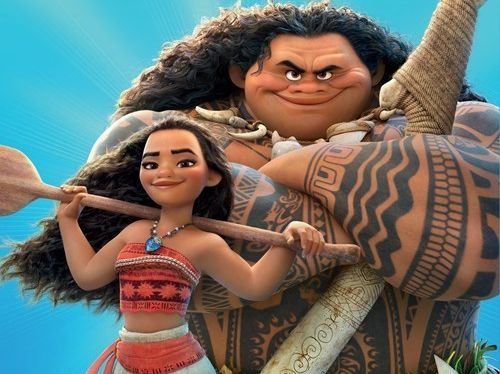 Song Moana You're Welcome by Dwayne Johnson comprehension worksheet Mp3 song & key