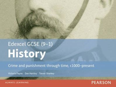 Punishments 1500-1700 - Edexcel GCSE (9-1) History Crime and Punishment in Britain