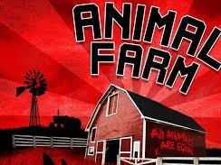 Key Stage Three Animal Farm scheme of work - vocabulary, comprehension and analysis.