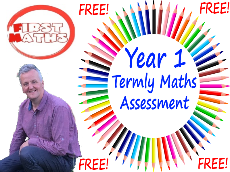 FREE YouTube Video Year 1 Termly Maths PowerPoint Assessments