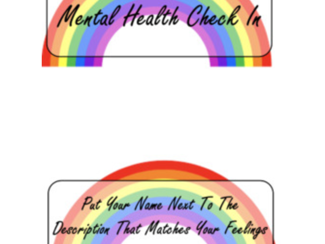 Mental Health Check In