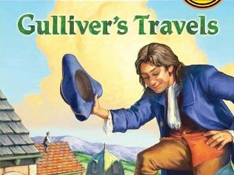 Gulliver's Travels Diary writing