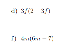 Expanding brackets and factorising worksheet no 4 (with solutions)