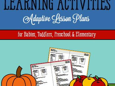 Preschool Lesson Plans and Curriculum