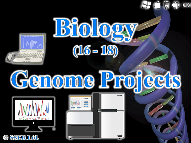 3.8.3 Using Genome Projects