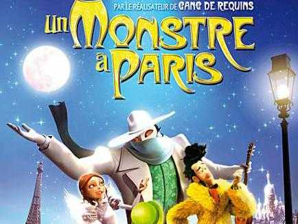 """Un Monstre à Paris"" Film Project"