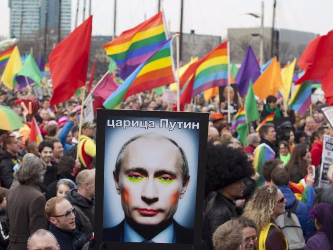 Russia & The 2013 Gay Propaganda Law Scriptwriting Resources - Different Voices Drama Theatre SOW