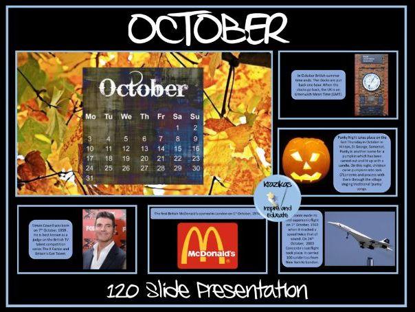 October Assembly