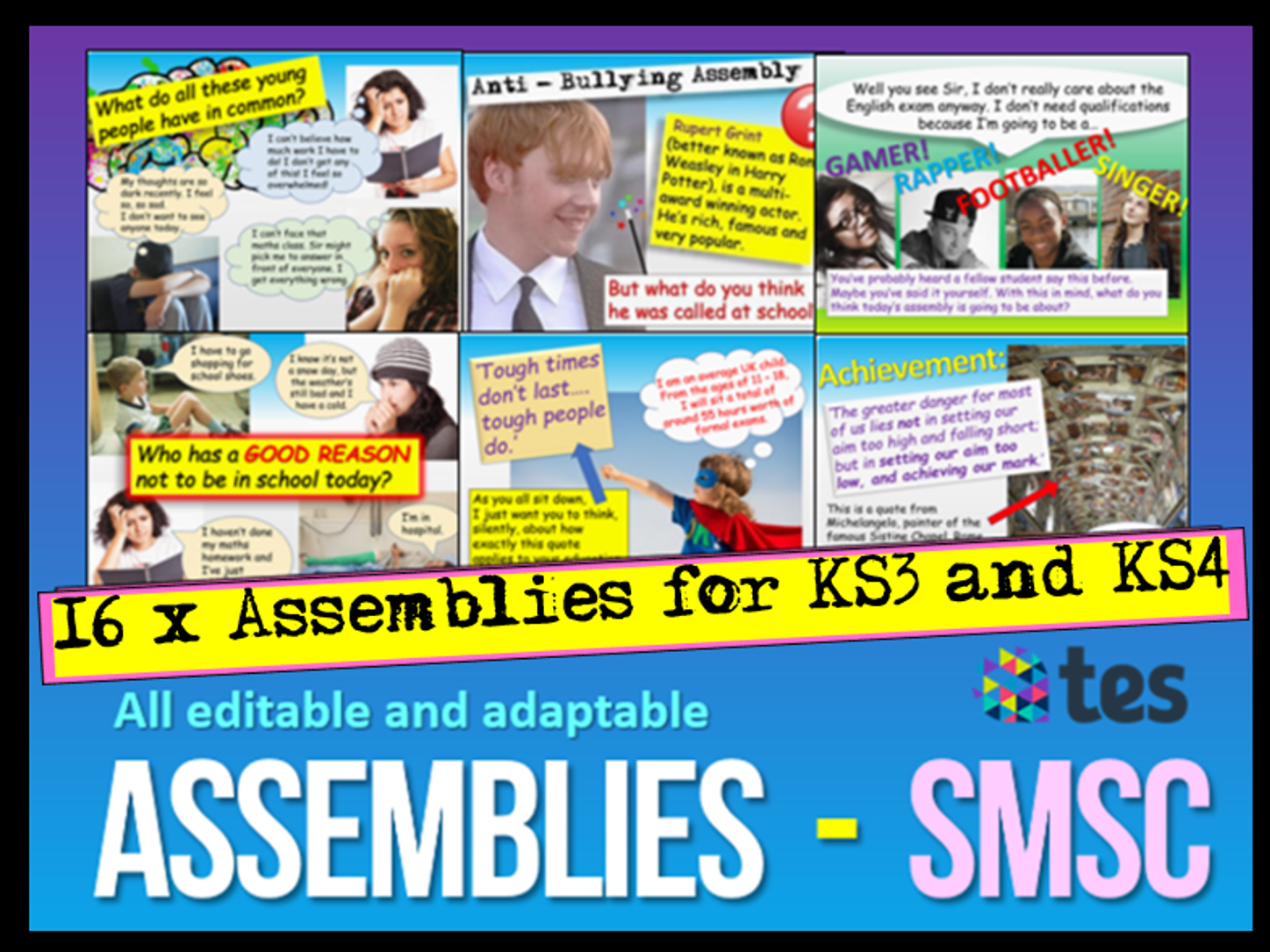 Assembly Mega Bundle