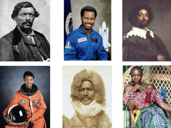 Black History and Culture - Explore