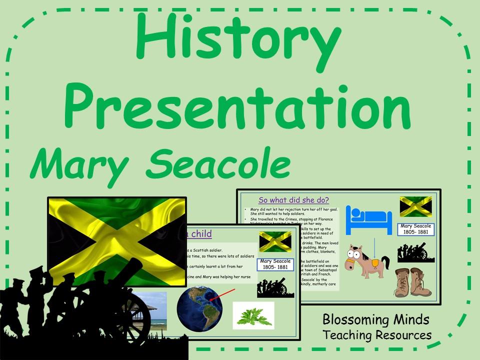 Mary Seacole History Presentation