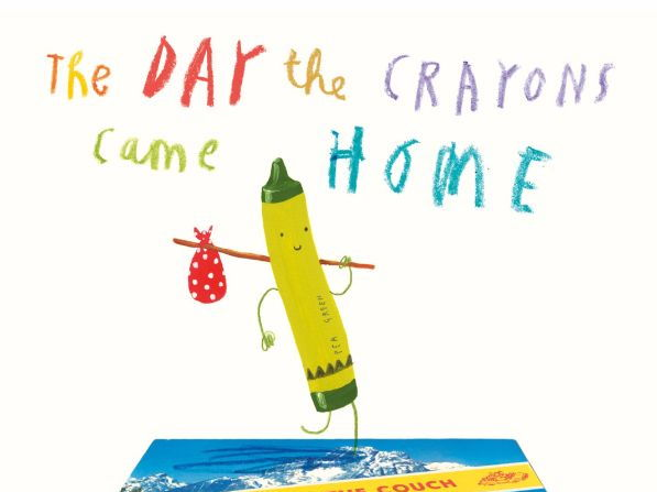 The Day the Crayons Came Home Drew Daywalt Reading Comprehensions Full Book