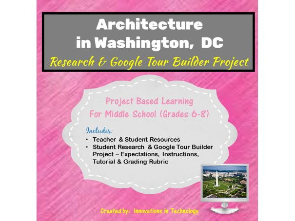 Google Tour Builder - Explore the Architectural Landmarks of Washington, DC