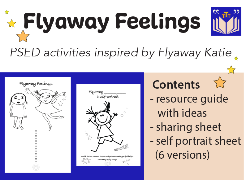 Flyaway Feelings, self portraits