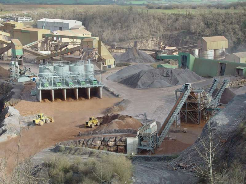 Torr Quarry, Environmental impacts of industry in the UK, Sustainable industrial development