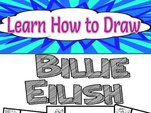 Learn How to Draw Billie Eilish