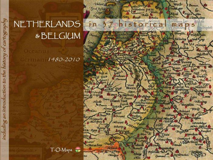 Historical e-Atlas Netherlands & Belgium