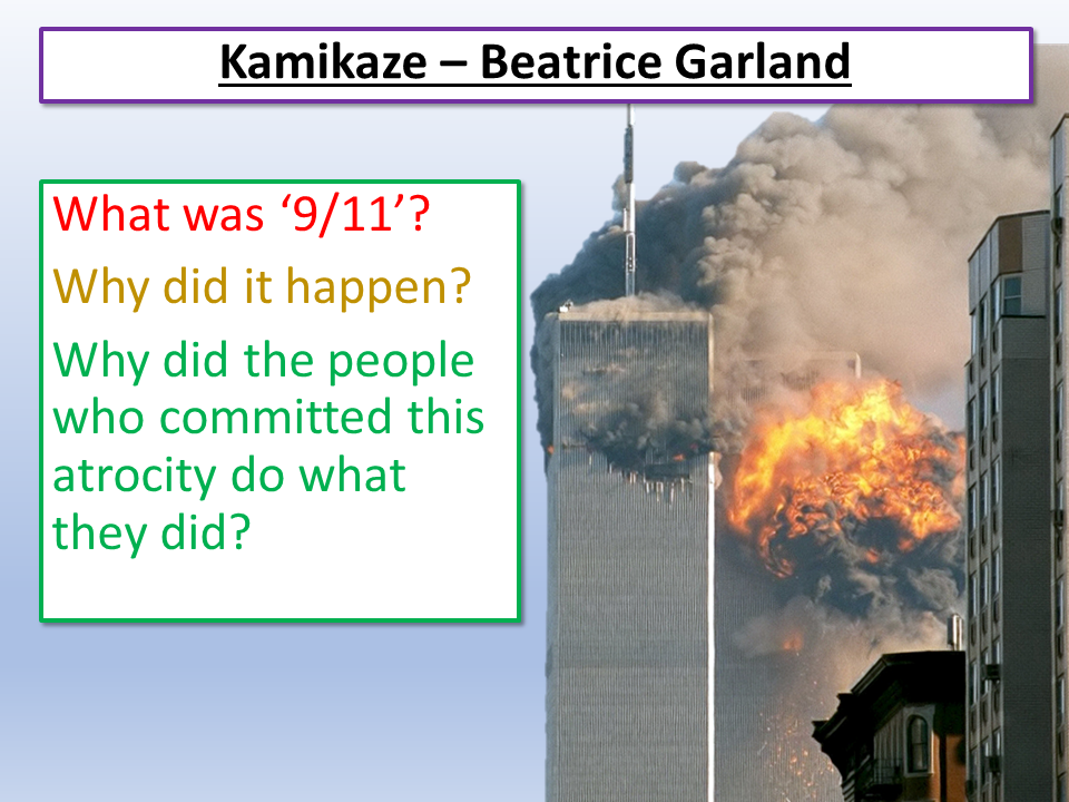 Kamikaze by Lead_Practitioner | Teaching Resources