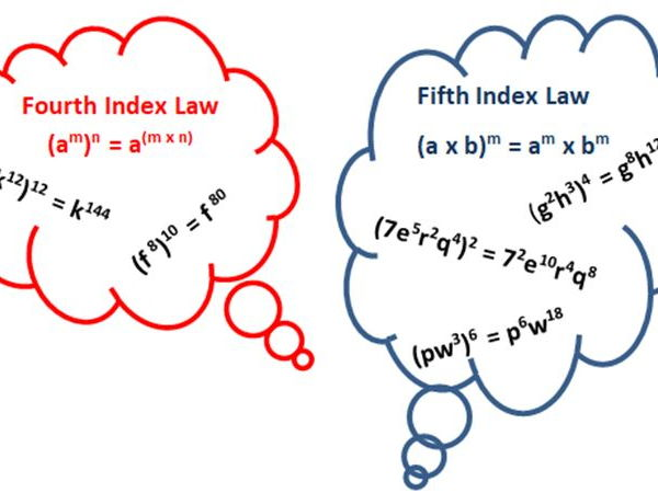4th & 5th Index Laws